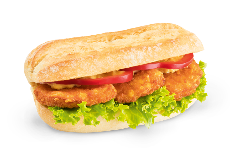 Back-Factory Rustino Baguette Chicken Nugget