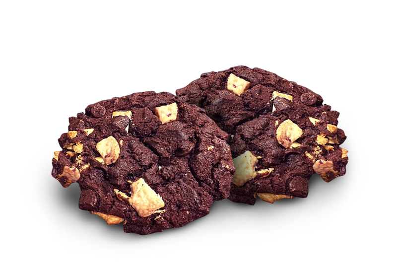 Back-Factory Cookie Double Choco