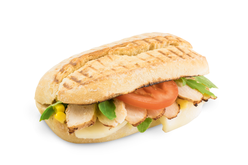 Back-Factory Hot Ciabatta Chicken