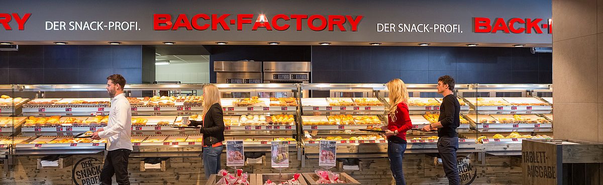 Franchise Bei Back Factory
