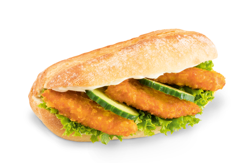 Back-Factory Rustino Baguette Crunchy Chicken